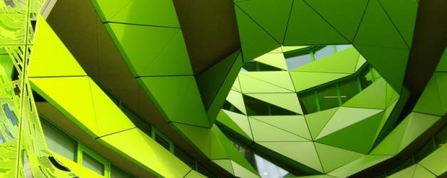 Fenêtres sur une architecture contemporaine