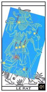 Orion et la carte du Mat