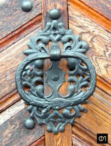 Heurtoir décoratif 5