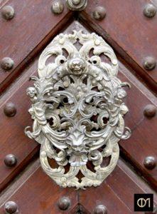 Heurtoir décoratif 4
