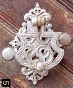 Heurtoir décoratif 3