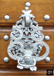 Heurtoir décoratif 2
