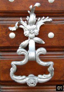 Heurtoir décoratif 1
