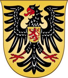 Armoiries de Rodolphe 1er de Habsbourg